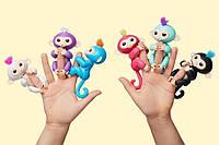 Интерактивная обезьянка на палец Fingerlings Finger Monkey , фото 1