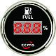 Датчик рівня палива для цифрової човни, катери, яхти CMS чорний 800-00129, фото 2