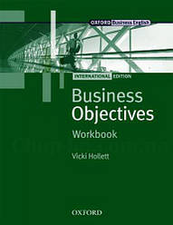 Business Objectives International Edition Workbook / Рабочая тетрадь