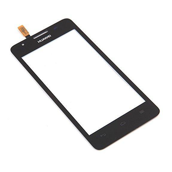 Huawei Ascend G510 G520 G525 сенсорний екран, тачскрін чорний