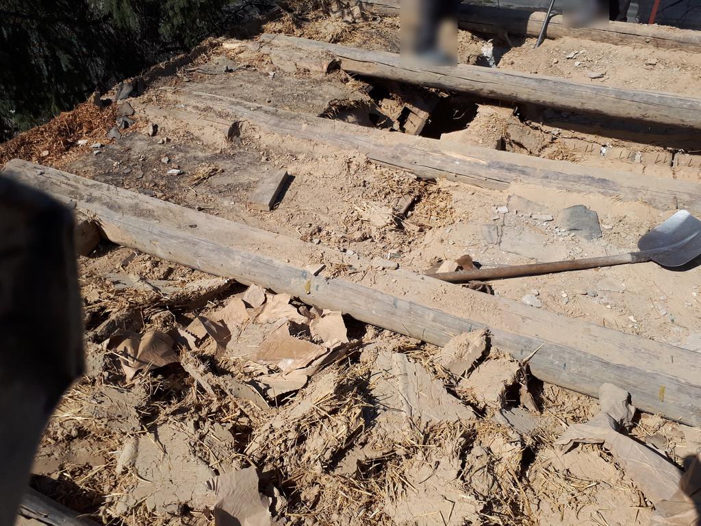 Демонтаж кирпичного дома в Приднепровске  15