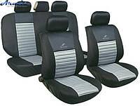 Чехлы на сиденья MILEX Tango AG-24016/4 2пер+2задн+5подг+опл/серые