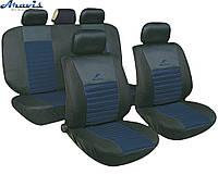 Чехлы на сиденья MILEX Tango AG-24016/23 2пер+2задн+5подг+опл/синие