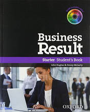 Business Result Starter Student's Book with DVD-ROM and Online WorkBook Pack