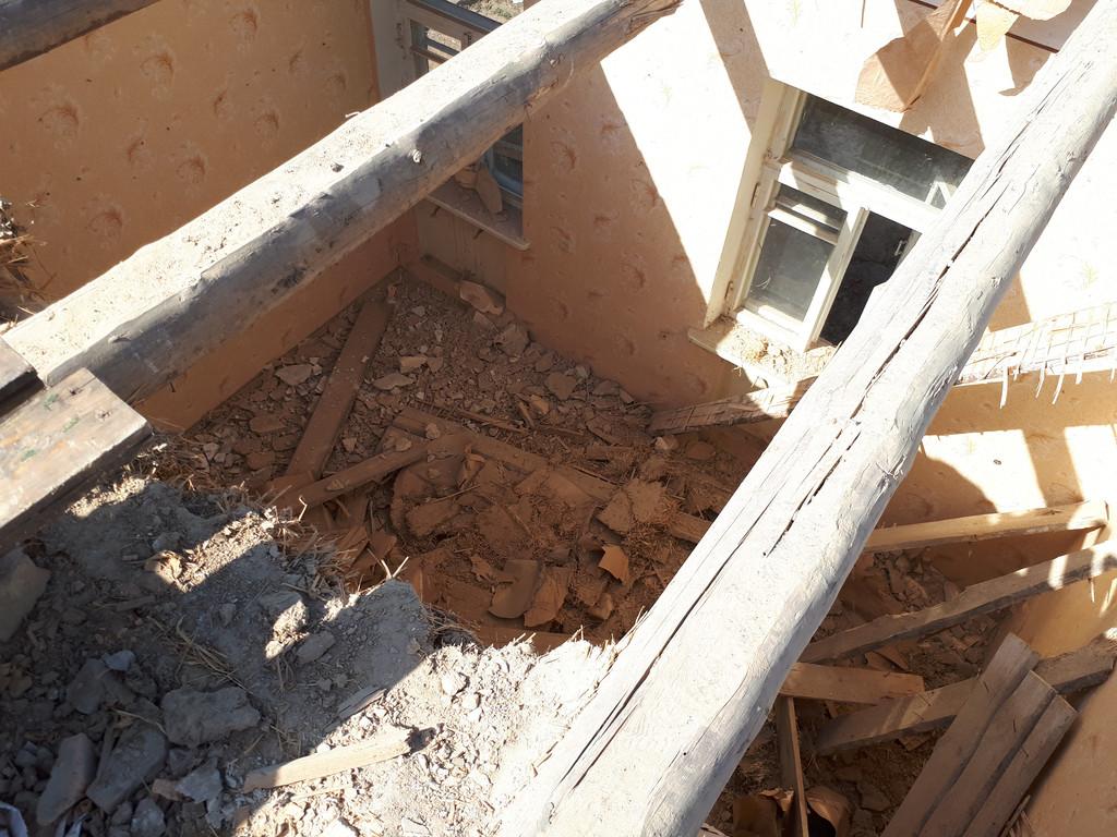 Демонтаж кирпичного дома в Приднепровске  17