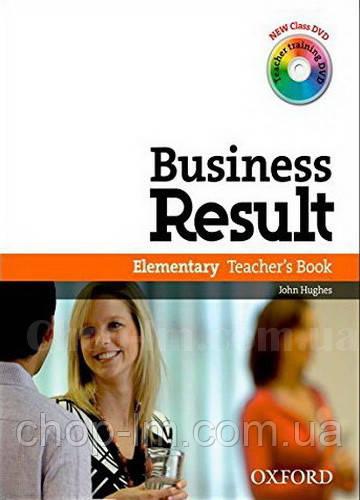 Business Result Elementary Teacher's Book Pack