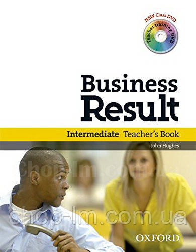 Business Result Intermediate Teacher's Book Pack