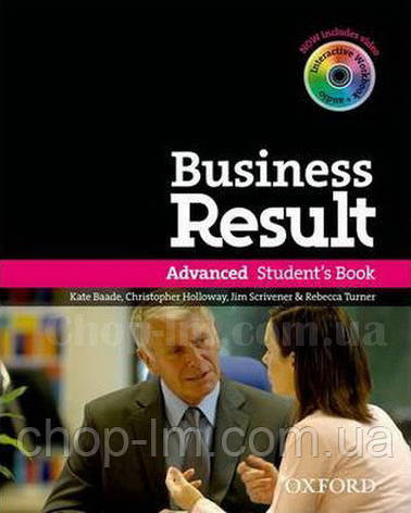 Business Result Advanced Student's Book with DVD-ROM and Online WorkBook Pack, фото 2
