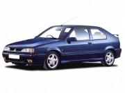 Дефлектор капота Renault 19