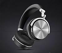 Беспроводные наушники Bluedio T4 Bluetooth 4.2, черные