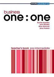 Business one:one Pre-Intermediate Teacher's Book / Книга для учителя