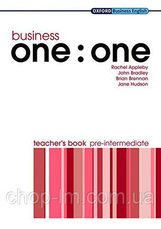 Business one:one Pre-Intermediate Teacher's Book / Книга для учителя, фото 2