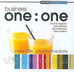 Business one:one Pre-Intermediate Class CDs / Аудио диск