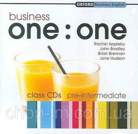 Business one:one Pre-Intermediate Class CDs / Аудио диск, фото 2