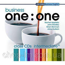 Business one:one Intermediate Plus Class CDs / Аудио диск