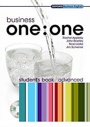 Business one:one Advanced Student's Book with MultiROM / Учебник с диском