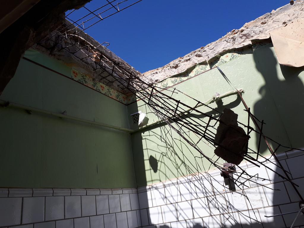 Демонтаж кирпичного дома в Приднепровске  20