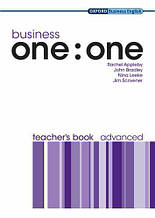 Business one:one Advanced Teacher's Book / Книга для учителя
