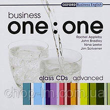 Business one:one Advanced Class CDs / Аудио диск