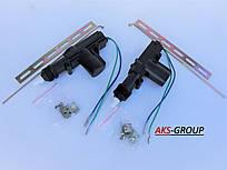 Привод центрального замка (актуатор)  2 шт 2 провода Elegant EL 101 513