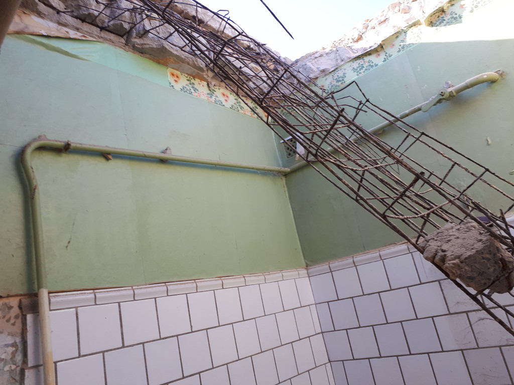 Демонтаж кирпичного дома в Приднепровске  22