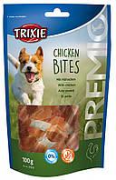 """Лакомство для собак """"Premio Chicken Bites"""" куриные гантели 100г, Trixie™"""