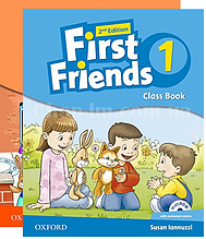 First Friends 2nd Edition (1-2)
