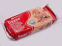 Глина для лепки Dozen, 500 г, терракотовая