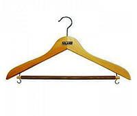 Вешалка для одежды Viland FS73001 (44х1.2см)