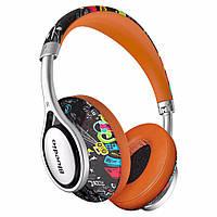 Беспроводные наушники Bluedio Air 2 Bluetooth 4.2, оранжевые