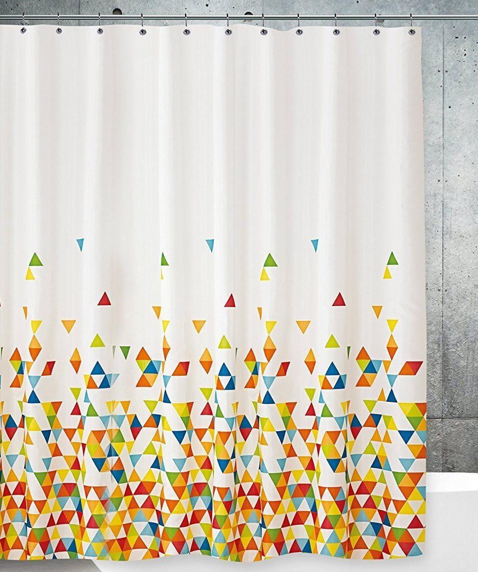 Шторка для ванной Tropik World of Colors