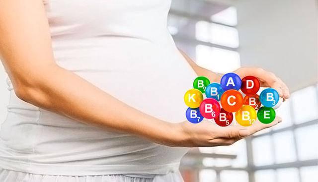 Какие витамины и минералы нужны будущей маме