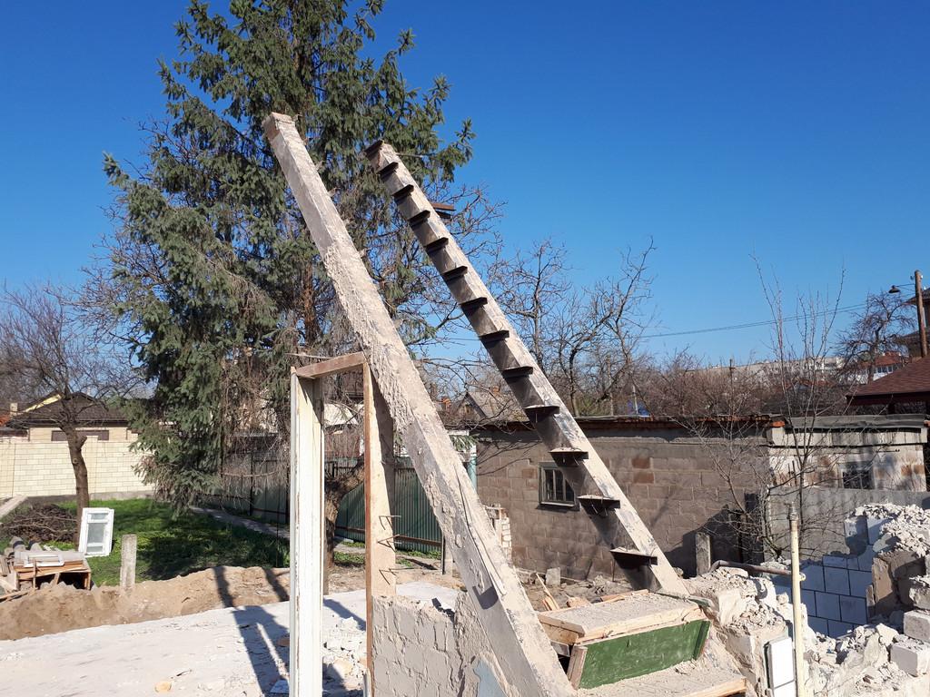 Демонтаж кирпичного дома в Приднепровске  38