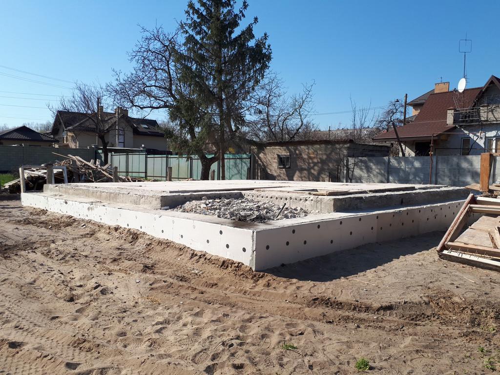 Демонтаж кирпичного дома в Приднепровске  44