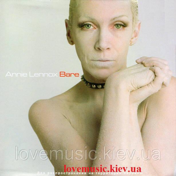 Музичний сд диск ANNIE LENNOX Bare (2003) (audio cd)