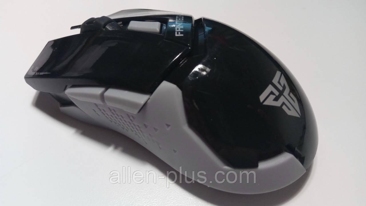 Мышь игровая беспроводная FANTECH WG8 LEBLANC (2000 DPI), Black, Wireless