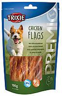 """Лакомство для собак """"Premio Chicken Flags"""" куриная грудка 100г, Trixie™"""