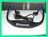 Беспроводные Bluetooth наушники Sport MP3 YS-BT06 (TF+FM) спорт MP3!Акция