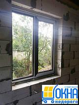 Цветные пластиковые окна , фото 2