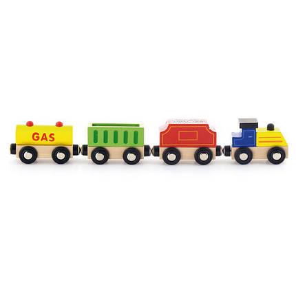 """Доп. набор к ж/д Viga Toys """"Поезд грузовой. Источники энергии"""" (50820), фото 2"""