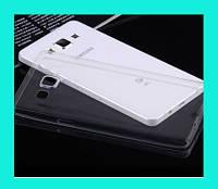 Прозрачный силиконовый чехол для Samsung Galaxy A3 2017 A320 ультратонкий!Акция