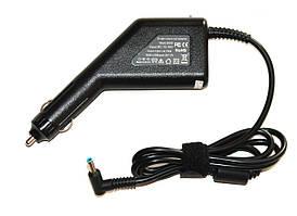 Автомобільний зарядний пристрій для ноутбука HP 19v 4.74 A 4.5*3.0