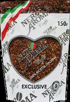 Растворимый кофе Nero Aroma 150 гр. Exclusive