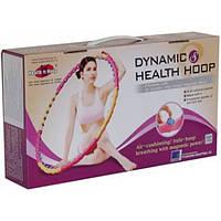 Dynamic Health Hoop S - хулахуп для ягодичных мышц, мышц спины, живота и бедер