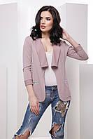 Стильный женский пиджак карманами 7043/2, фото 1