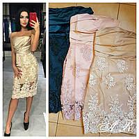 Женское вечернее платье, в расцветках. АР-15-0518