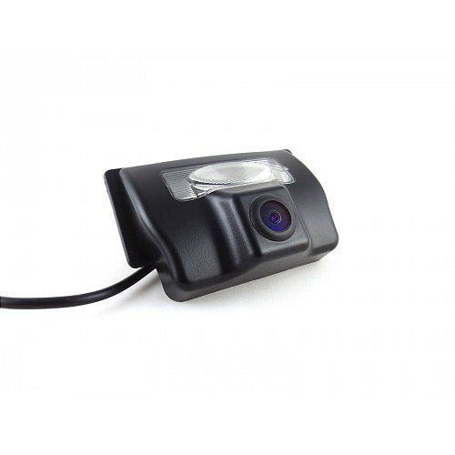 Штатная камера заднего вида Falcon SC23HCCD-170-R. Nissan New Teana\Tiida\Bluebird Sylphy