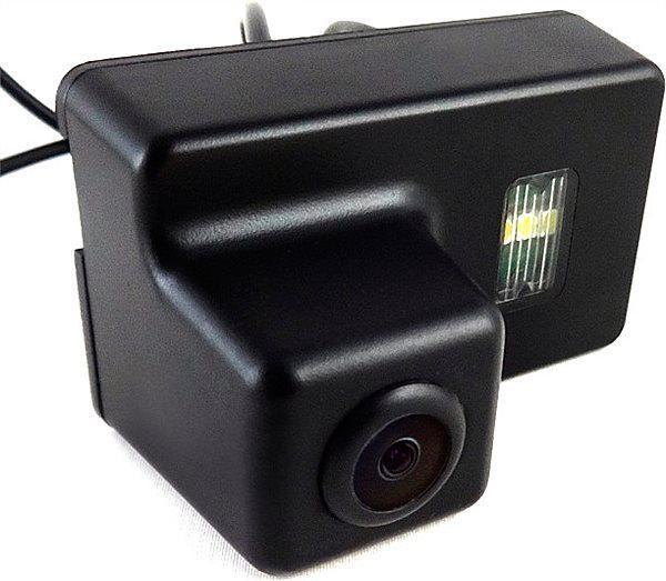 Штатная камера заднего вида Falcon SC25HCCD-170-R. Peugeot 206/207/407/307SM