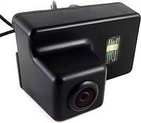 Штатная камера заднего вида Falcon SC25HCCD-170-R. Peugeot 206/207/407/307SM, фото 1