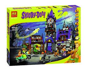 Конструктор Bela 10432 Скуби-Ду Таинственный особняк (аналог Lego Scooby-Doo 75904)